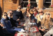 Ηλίας Ψινάκης: Χλιδάτες διακοπές στο Γκστααντ