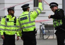 Βρετανική Αστυνομία