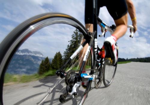 Ποδηλατικοί αγώνες στο Άλσος Οχυρό Ραφήνας