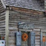 Το πρώτο ξύλινο σχολείο στην σημερινή επικράτεια των ΗΠΑ. Άγιος Αυγουστίνος, Φλόριδα. Δημιουργός-κατασκευαστής ο Αυγουστίνος Γιαννόπουλος.