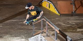 Felipe Nunes o skater χωρίς πόδια!