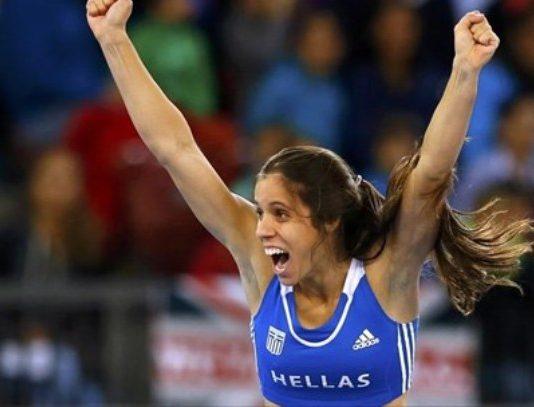 Η Στεφανίδη διεκδικεί απόψε τον τίτλο της κορυφαίας αθλήτριας του κόσμου