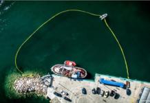 Άσκηση αντιρύπανσης της θάλασσας