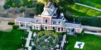 H Neverland, το σπίτι του Μάικλ Τζάκσον