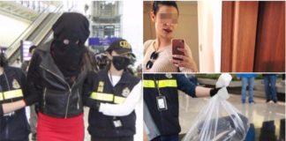 Δίωξη και στην Ελλάδα για την 20χρονη με την κοκαΐνη που κρατείται στο Χονγκ Κονγκ