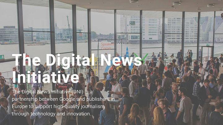 Η Google απονέμει 20,4 εκατ. ευρώ σε ευρωπαϊκούς ειδησεογραφικούς οργανισμούς