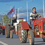 Οι αγρότες κάνουν την πρώτη πορεία για το 2018