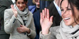 Τι σημαίνουν τα 3 δαχτυλίδια που φοράει η Μέγκαν Μαρκλ