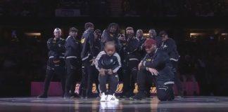 Ο πιτσιρικάς που έκλεψε την παράσταση στο ντέρμπι του NBA