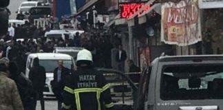 Πύραυλος χτύπησε Τουρκική πόλη στα σύνορα με Συρία
