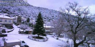 «Λητώ»: Στα λευκά ντύθηκε η μισή Ελλάδα - Χιόνι, καταιγίδες & κρύο