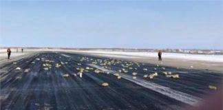 Βροχή χρυσού στη Ρωσία - Περίπου 3,5 τόνοι «έπεσαν» από τον ουρανό