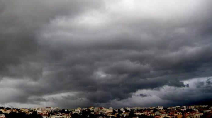 Έκτακτο δελτίο επιδείνωσης καιρού: Βροχές, καταιγίδες & σκόνη από την Αφρική