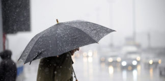 Καιρός: Νεφώσεις & πιθανές καταιγίδες σήμερα