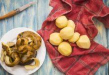 Έτσι θα ξεφλουδίσετε τις πατάτες γρήγορα & εύκολα