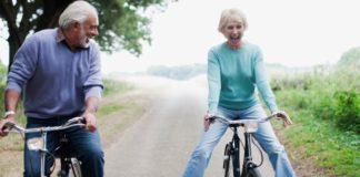 Το ποδήλατο... ξανανιώνει: 80χρονοι με ανοσοποιητικό 20χρονων