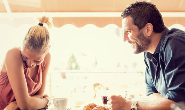 ζευγάρι,, ραντεβού ο Χάβερχιλ χρονολογείται