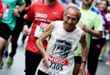 Μαραθωνοδρόμος ετών 87: Ο δικός μας Στέλιος Πρασσάς στον Ημιμαραθώνιο