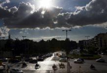 ΚΑΙΡΟΣ: Συννεφιά & βροχές σήμερα