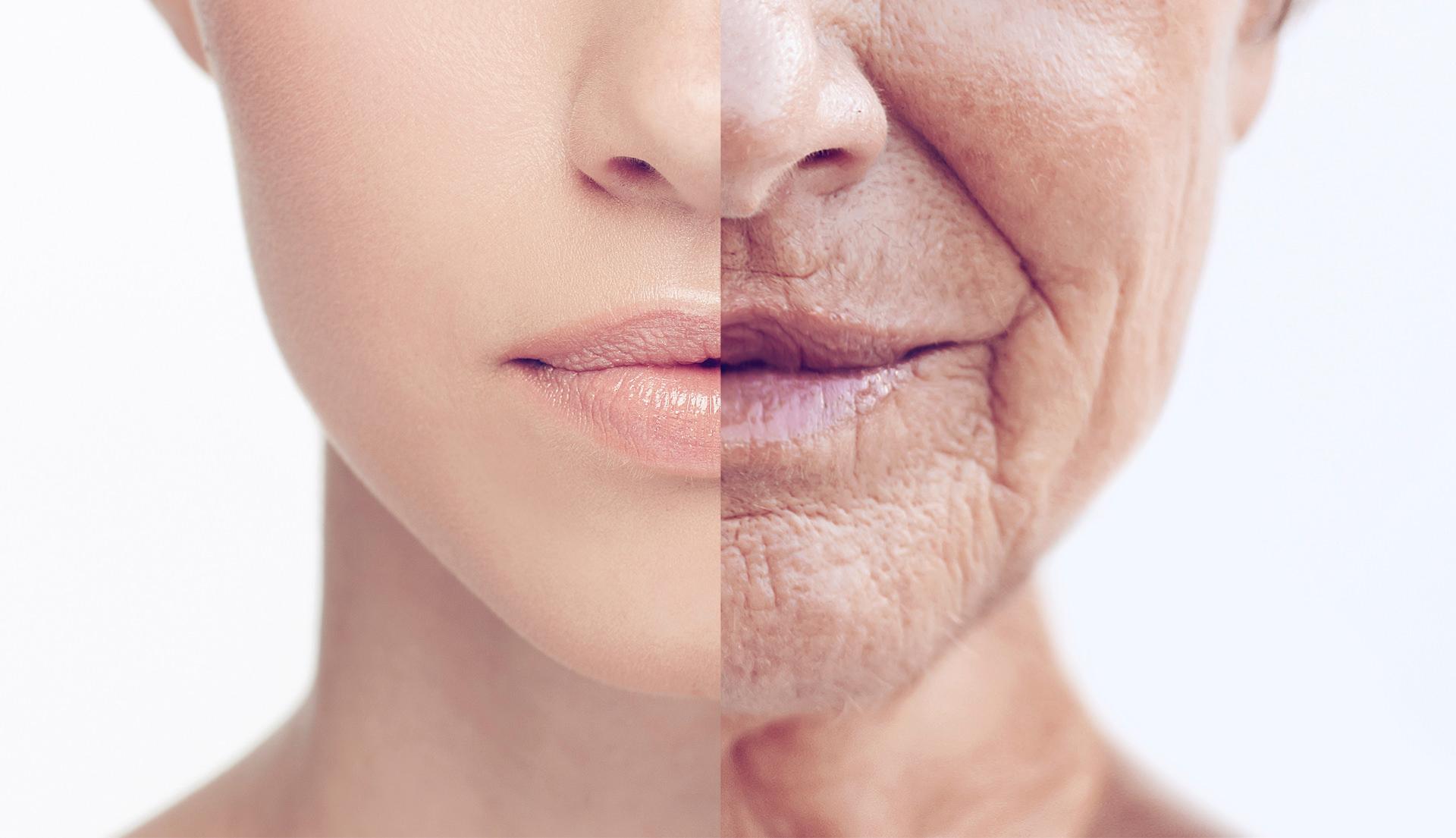 5+2 φυσικοί τρόποι να καταπολεμήσεις τη γήρανση