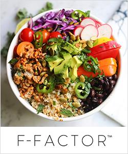 Δίαιτα F-Factor: Αδυνατίζεις χωρίς να στερηθείς τίποτα