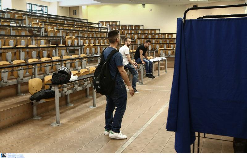 Χωρίς φοιτητικές εκλογές η ΑΣΟΕΕ για πρώτη φορά στην ιστορία