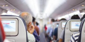 Αεροσκάφος προσγειώθηκε εκτάκτως λόγω δυσοσμίας επιβάτη