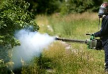 Συνεχίζονται οι ψεκασμοί κατά των κουνουπιών στην Αττική