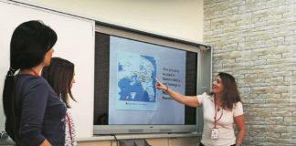 Προγράμματα Erasmus+ για τους μαθητές του Δημοτικού Αγίας Μαρίνας