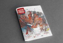Κυκλοφορεί στις 8 Φεβρουαρίου το νέο τεύχος της Marathon Press