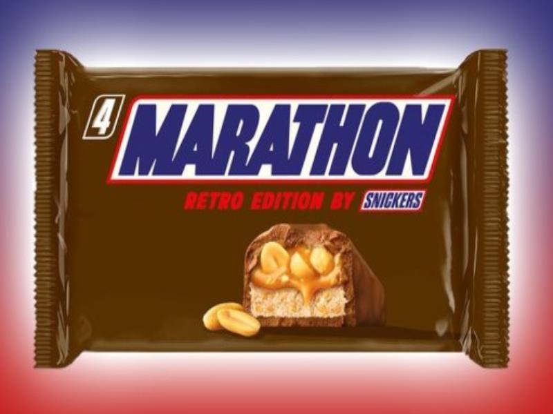 Ποια πασίγνωστη σοκολάτα αλλάζει το όνομά της σε Marathon και γιατί...